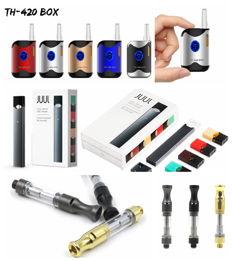 Vaporize Drop BOX quarterly 10 Herbal Vaporize assorted