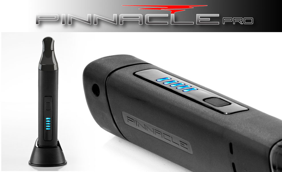 pinnacle pro vaporizer from VaporBlunt